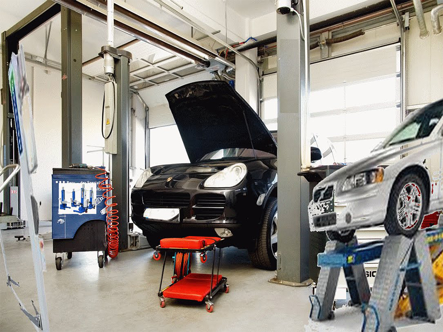 Car Maintenance Equipment