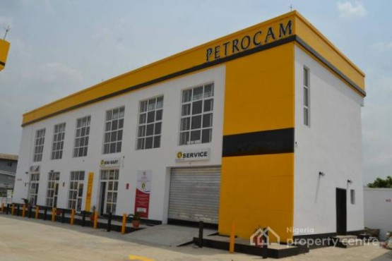 Petrocam(Oil and Gas) installation